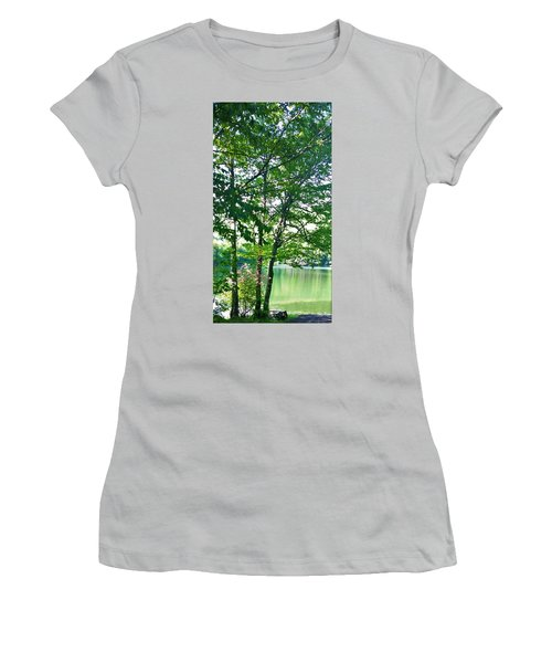 The Catskills Women's T-Shirt (Athletic Fit)
