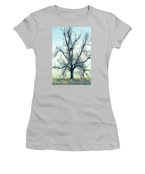 The Guardian Women's T-Shirt (Junior Cut) by James BO Insogna