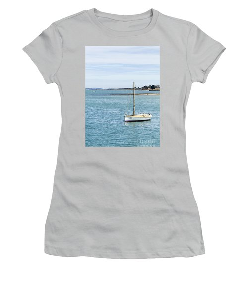 The Little Boat Women's T-Shirt (Athletic Fit)