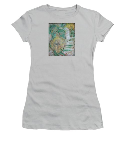 The Mustard Seed Women's T-Shirt (Athletic Fit)