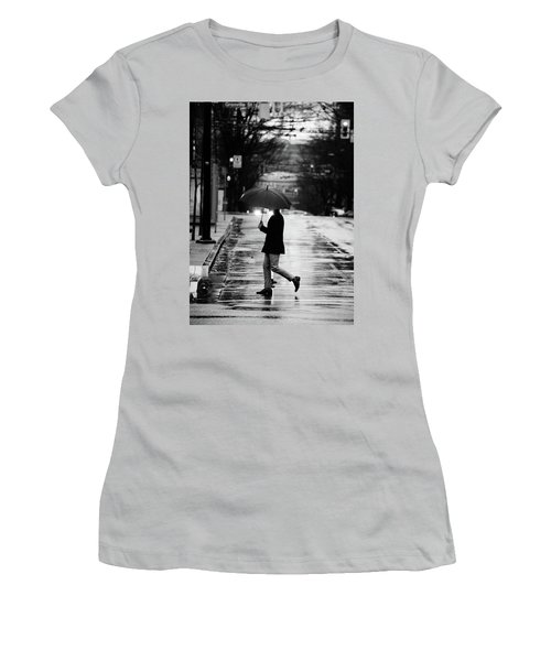 The One Chance I Found  Women's T-Shirt (Junior Cut) by Empty Wall