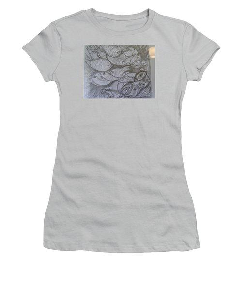 The Sea Diver Women's T-Shirt (Athletic Fit)