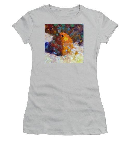 The Works Women's T-Shirt (Junior Cut) by Susan Woodward