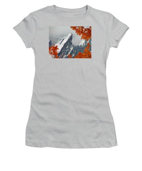 Third Flatiron Women's T-Shirt (Athletic Fit)
