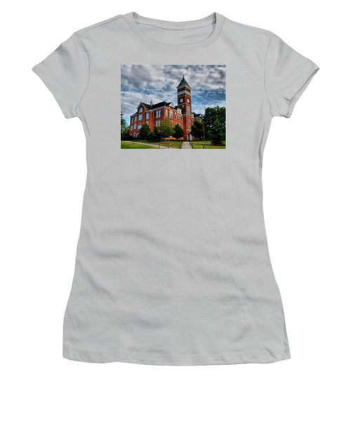 Tillman Hall Women's T-Shirt (Athletic Fit)