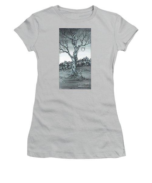 Time Bandits Women's T-Shirt (Junior Cut) by Kenneth Clarke