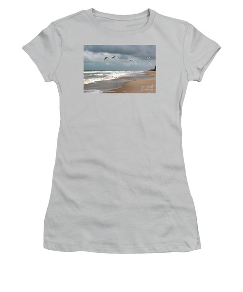 Timeless Women's T-Shirt (Junior Cut) by Megan Dirsa-DuBois