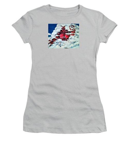 Titan Women's T-Shirt (Athletic Fit)