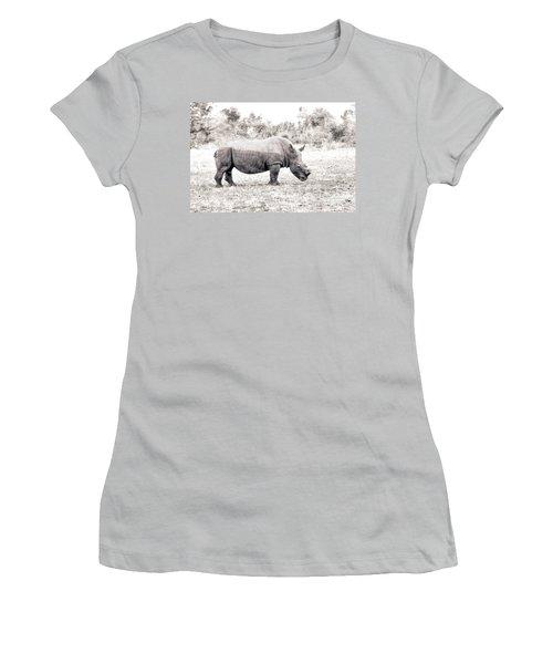 To Survive Women's T-Shirt (Junior Cut) by Juergen Klust