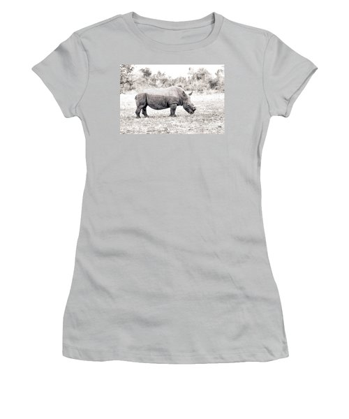 To Survive Women's T-Shirt (Athletic Fit)