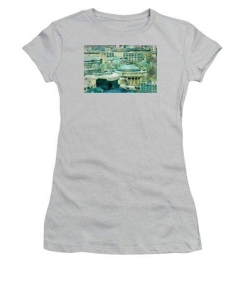 Toronto Window View Women's T-Shirt (Athletic Fit)