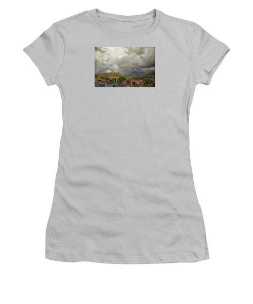 Tour And Explore Women's T-Shirt (Athletic Fit)
