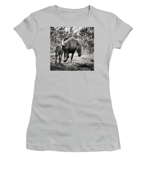 Treasured Moment Women's T-Shirt (Athletic Fit)
