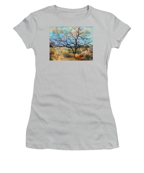 Tumbleweeds Women's T-Shirt (Junior Cut)
