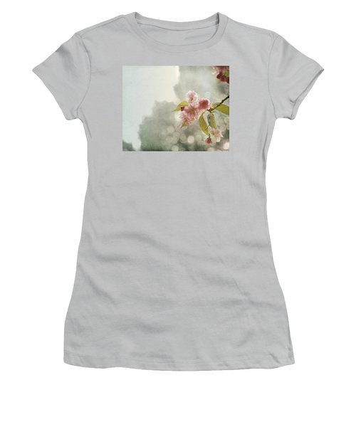Twilight In The Garden Women's T-Shirt (Athletic Fit)