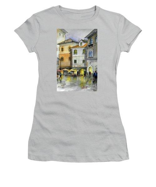 via Corso Women's T-Shirt (Athletic Fit)