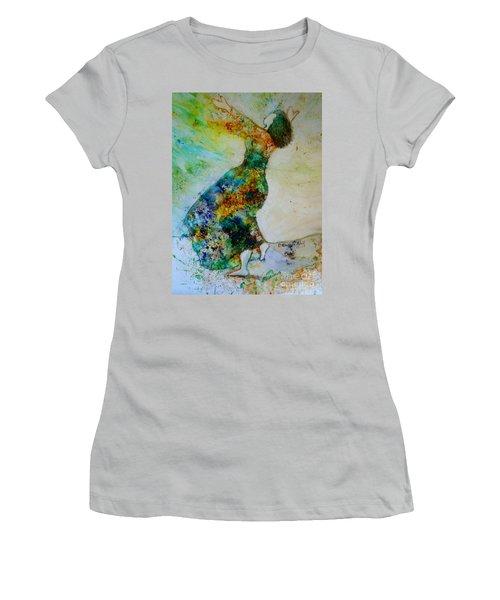 Victory Dance Women's T-Shirt (Athletic Fit)