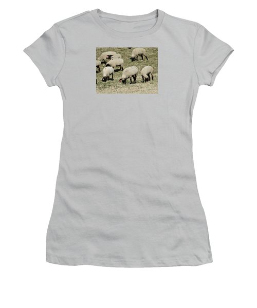 Wandering Wool Women's T-Shirt (Athletic Fit)