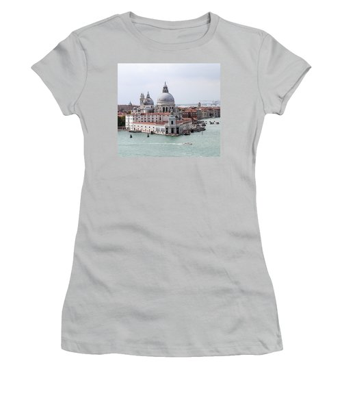 Welcome To Venice Women's T-Shirt (Athletic Fit)