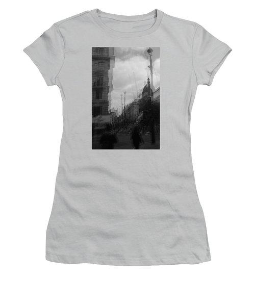 West End Tremors Women's T-Shirt (Athletic Fit)