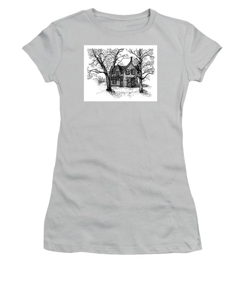 Westhill House 1 Women's T-Shirt (Athletic Fit)