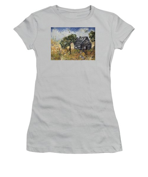 When September Ends Women's T-Shirt (Athletic Fit)