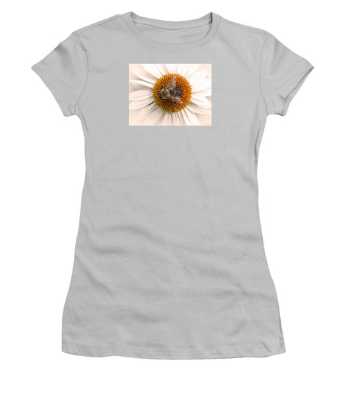 While In Macro  Women's T-Shirt (Athletic Fit)