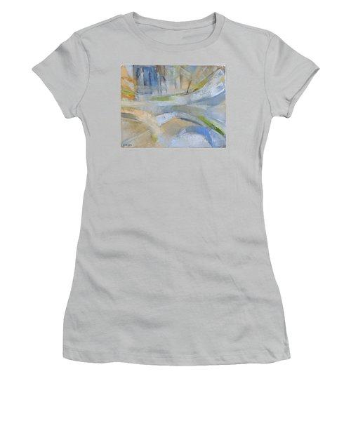 Winter Light 1 Women's T-Shirt (Athletic Fit)