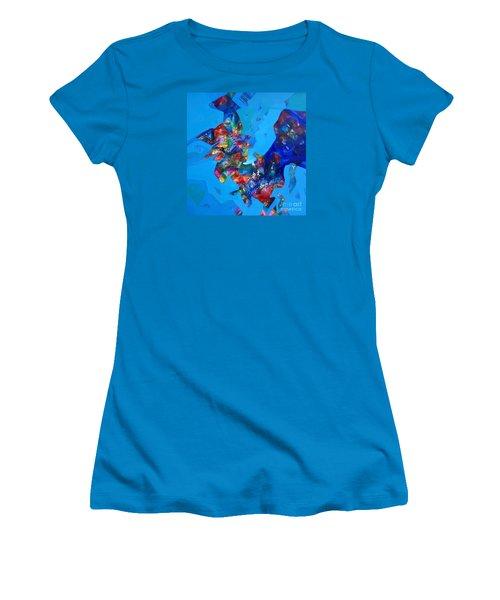 Power Sold Out Women's T-Shirt (Junior Cut) by Sanjay Punekar