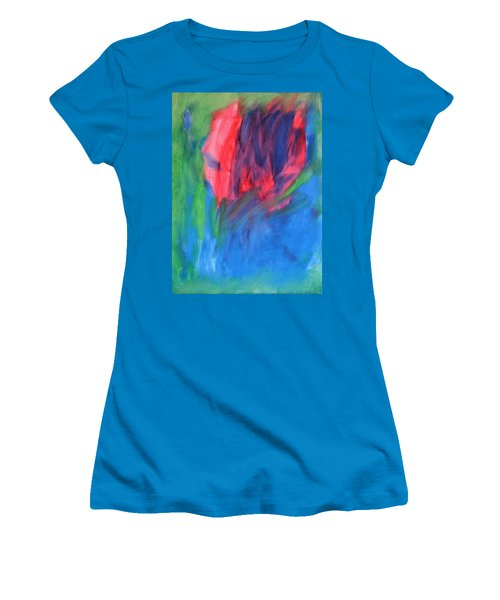 4-13-2013 Women's T-Shirt (Junior Cut) by Shawn Marlow