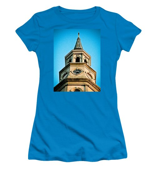 St. Philip's Episcopal Women's T-Shirt (Athletic Fit)
