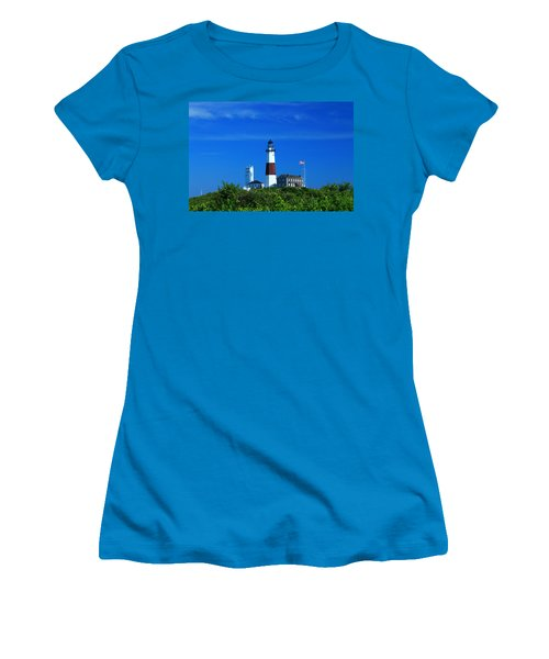 A Clear Day Women's T-Shirt (Junior Cut) by Catie Canetti