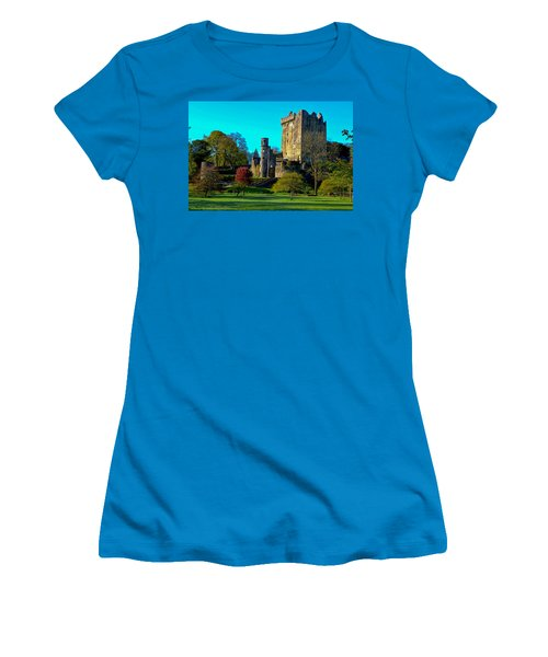 Blarney Castle - Ireland Women's T-Shirt (Athletic Fit)