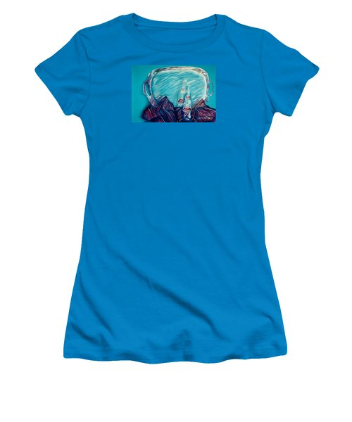 Bottle Reflection Women's T-Shirt (Athletic Fit)