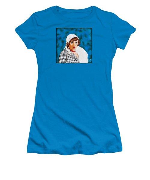 Box Office Poison Women's T-Shirt (Junior Cut) by Joseph Sonday