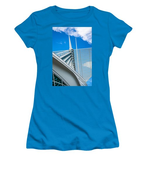 Calatrava Point Women's T-Shirt (Athletic Fit)