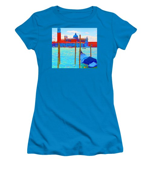 Channeling Matisse   Women's T-Shirt (Athletic Fit)
