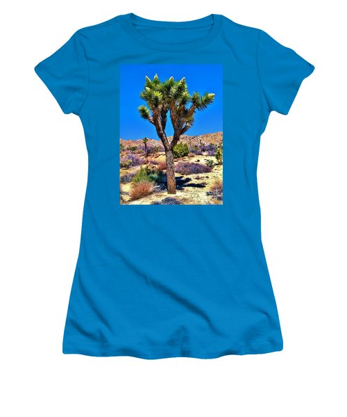 Desert Spring Women's T-Shirt (Junior Cut) by Angela J Wright