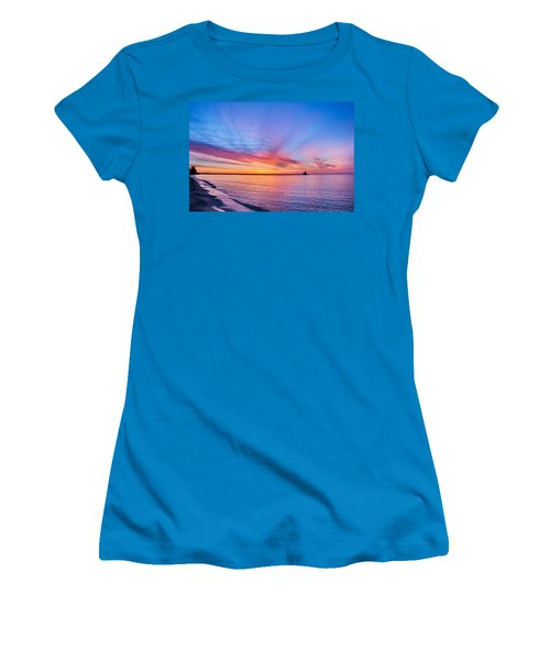 Dreamer's Dawn Women's T-Shirt (Athletic Fit)