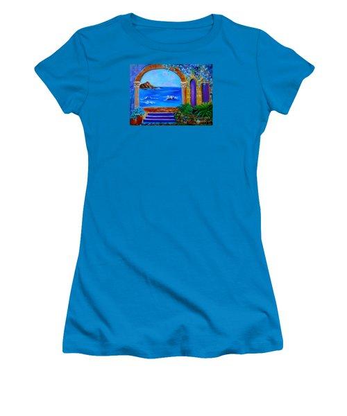 Garden Secrets Women's T-Shirt (Athletic Fit)