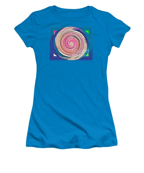 Mixed Women's T-Shirt (Junior Cut) by Catherine Lott