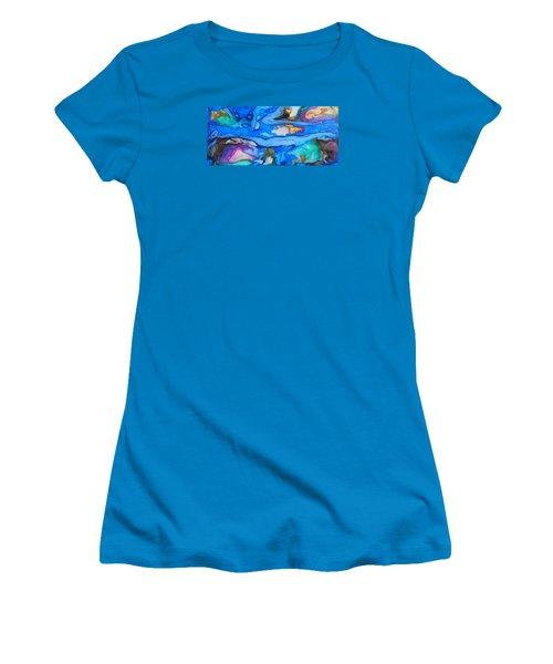 Organico Xx Women's T-Shirt (Junior Cut) by Angel Ortiz