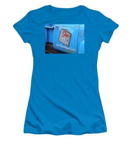 Radiator Shop Women's T-Shirt (Athletic Fit)