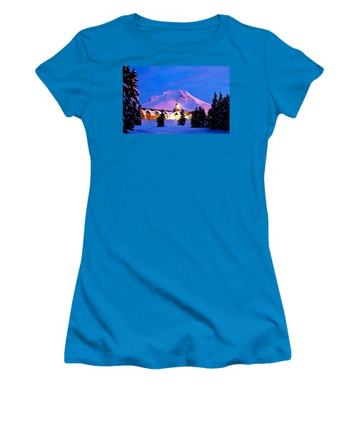 The Last Sunrise Women's T-Shirt (Athletic Fit)