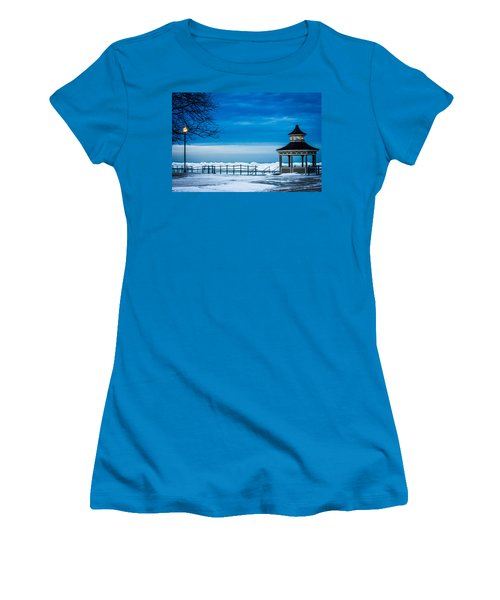 Winter Rhapsody Women's T-Shirt (Athletic Fit)