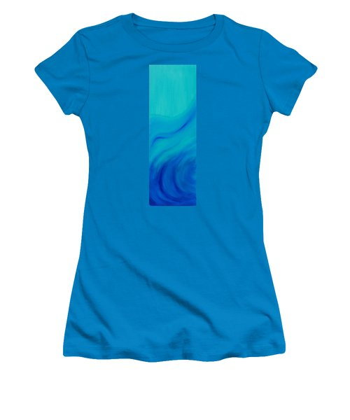 Your Wave Mirrored Women's T-Shirt (Athletic Fit)