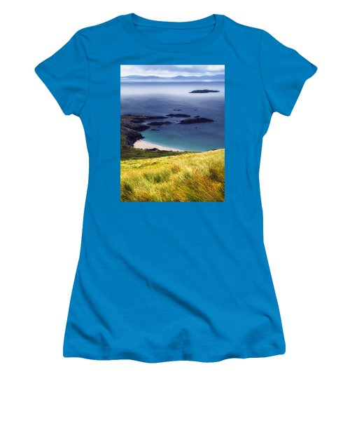 Coast Of Ireland Women's T-Shirt (Athletic Fit)