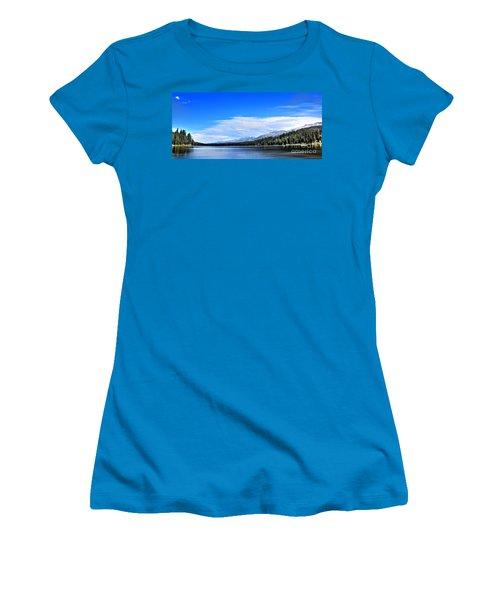 Lake Alva Women's T-Shirt (Athletic Fit)