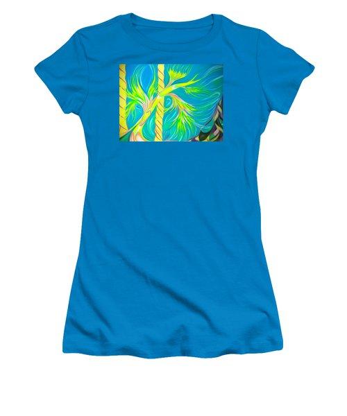 Joie De Vie Women's T-Shirt (Athletic Fit)
