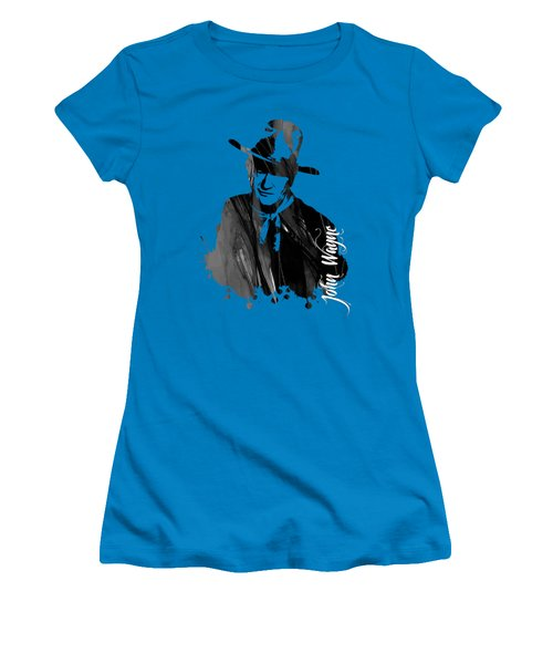 John Wayne Collection Women's T-Shirt (Athletic Fit)